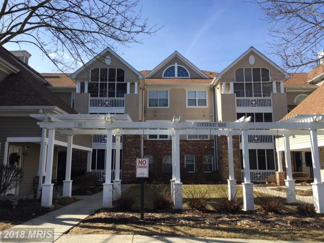 304 Canterbury Road M, Bel Air, MD 21014 (#HR10160075) :: Network Realty Group