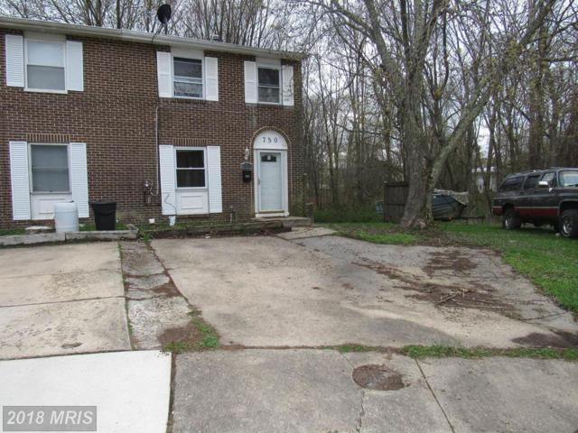750 Sequoia Drive, Edgewood, MD 21040 (#HR10213077) :: Tessier Real Estate