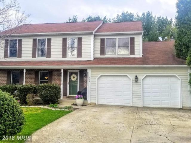 925 Alexandria Way, Bel Air, MD 21014 (#HR10214815) :: The Dailey Group