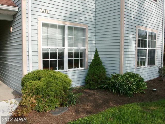1326 Rigbie Hall Court H, Belcamp, MD 21017 (#HR10231431) :: Dart Homes