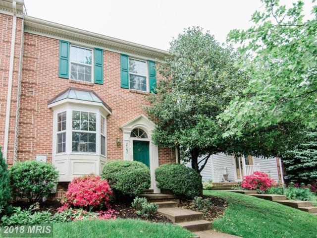 2197 Cantley Court, Forest Hill, MD 21050 (#HR10246146) :: Frontier Realty Group