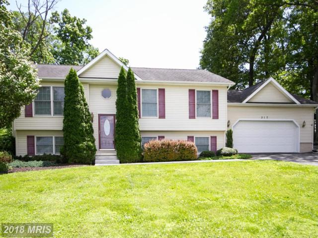317 Pylesville Road, Pylesville, MD 21132 (#HR10250137) :: Advance Realty Bel Air, Inc