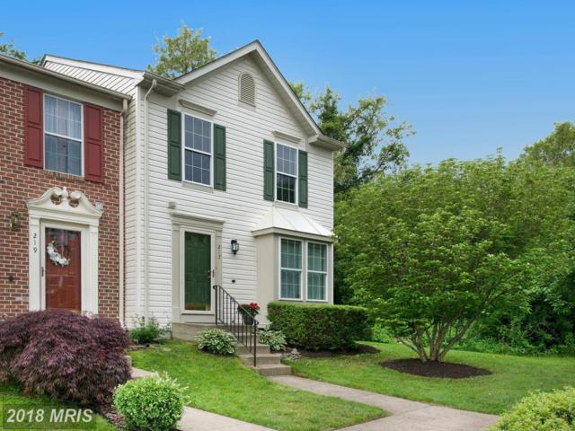 217 Point To Point Square, Bel Air, MD 21015 (#HR10250335) :: Advance Realty Bel Air, Inc