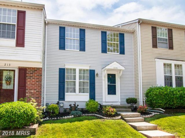 215 Lodgecliffe Court, Abingdon, MD 21009 (#HR10270316) :: Circadian Realty Group