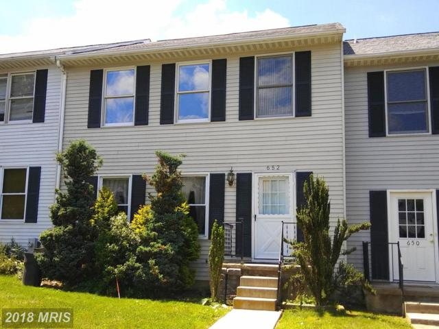 652 Lochern Terrace, Bel Air, MD 21015 (#HR10273616) :: Tessier Real Estate