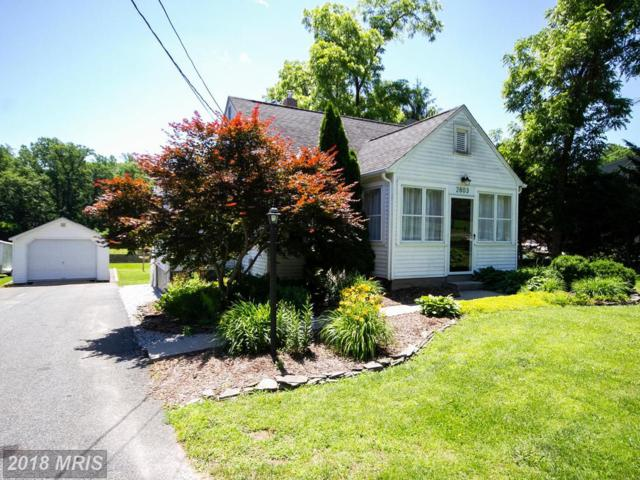 2803 Harford Road, Fallston, MD 21047 (#HR10274137) :: The Dailey Group