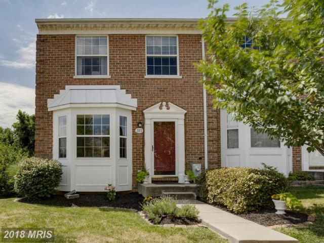 511 Green Valley Court, Abingdon, MD 21009 (#HR10296915) :: The Dailey Group