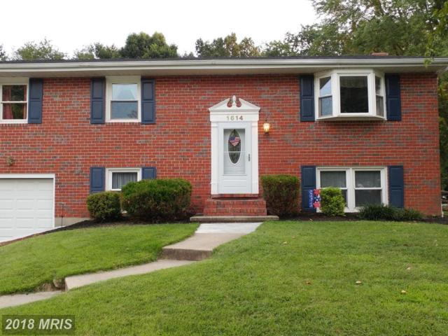 1614 Ross Road, Forest Hill, MD 21050 (#HR10323610) :: Stevenson Residential Group of Keller Williams Excellence