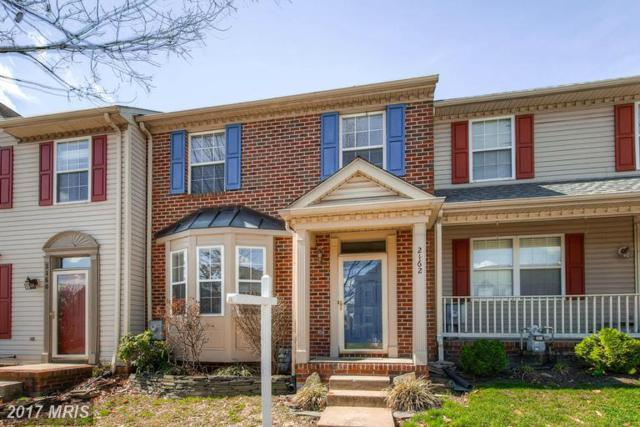 2162 Historic Drive, Forest Hill, MD 21050 (#HR9968581) :: Gladis Group