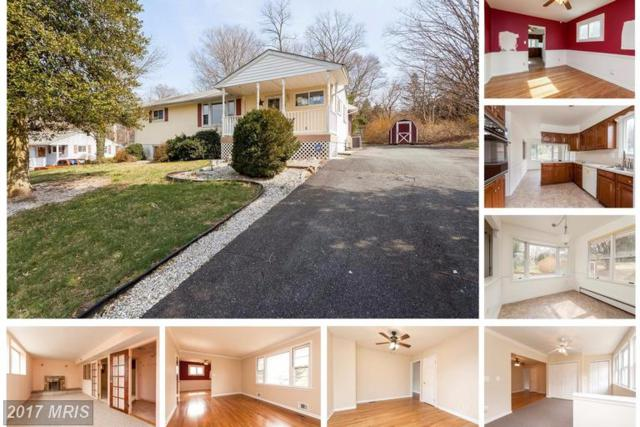 126 Fairmont Drive, Bel Air, MD 21014 (#HR9986180) :: The Dailey Group