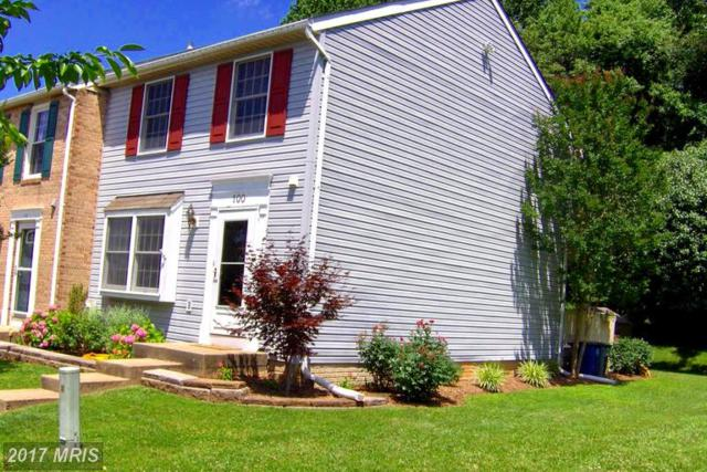 100 Laurel Woods Court, Abingdon, MD 21009 (#HR9987270) :: Gladis Group