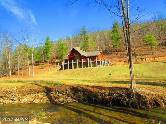 3000 Graces Cabin Road, Springfield, WV 26763 (#HS10051622) :: Pearson Smith Realty
