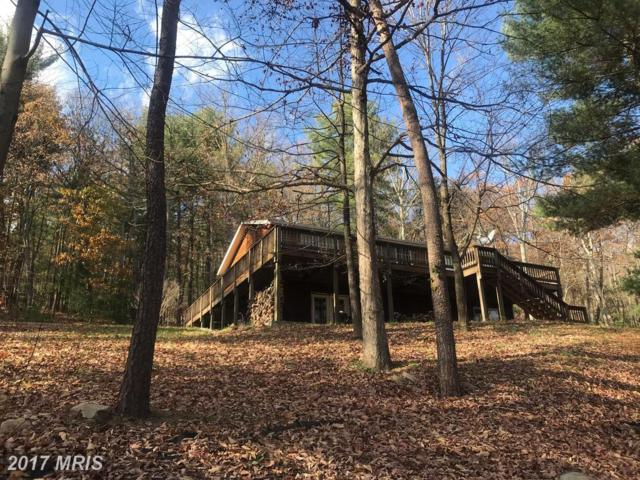 974 Cooper Mountain Road, Capon Bridge, WV 26711 (#HS10106863) :: Blackwell Real Estate