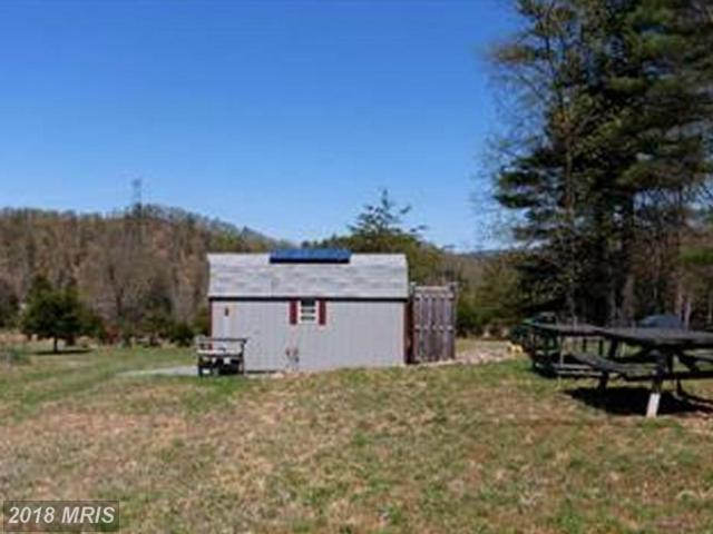 816 River Bend Drive, Capon Bridge, WV 26711 (#HS10300374) :: Hill Crest Realty