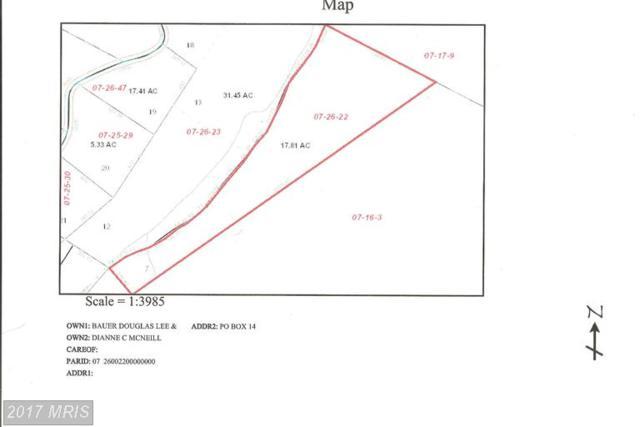 7 Copperhead Lane, Romney, WV 26757 (#HS9848574) :: Pearson Smith Realty