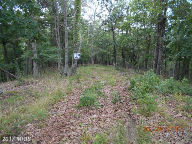 Thistle Ridge Road, Romney, WV 26757 (#HS9991443) :: Pearson Smith Realty