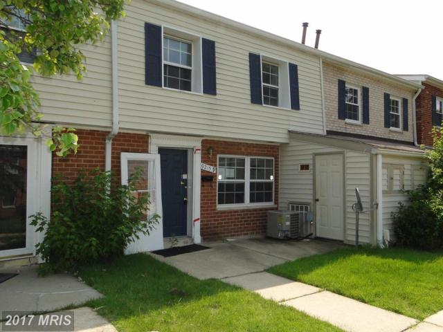9215 Bridle Path Lane D, Laurel, MD 20723 (#HW10002914) :: Keller Williams Pat Hiban Real Estate Group