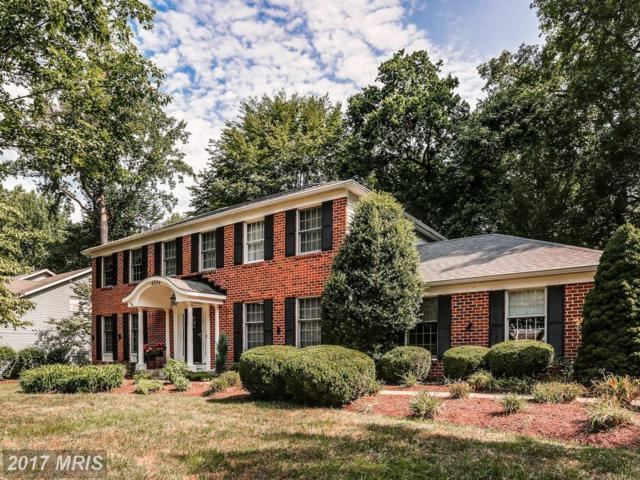 4504 Alpine Rose Bend, Ellicott City, MD 21042 (#HW10009020) :: Pearson Smith Realty