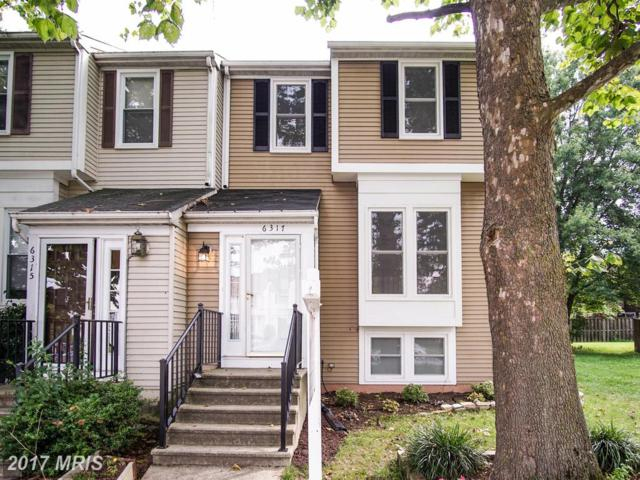 6317 Early Red Court, Columbia, MD 21045 (#HW10017448) :: RE/MAX Advantage Realty