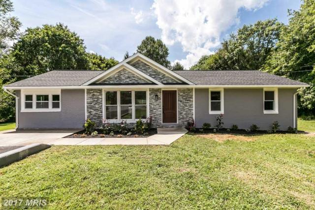 16221 Frederick Road, Woodbine, MD 21797 (#HW10029509) :: Charis Realty Group