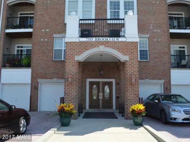 7315 Brookview Road #304, Elkridge, MD 21075 (#HW10034127) :: Colgan Real Estate