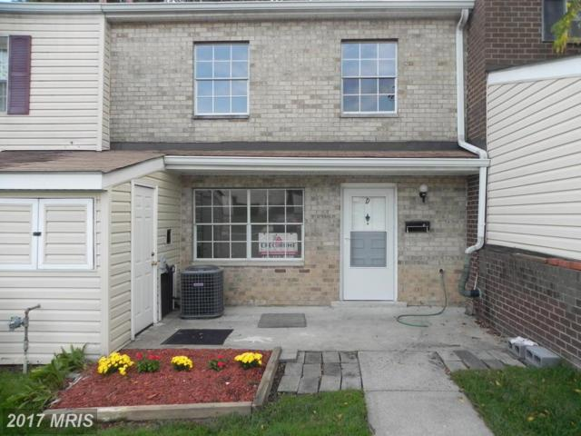 9160 Hitching Post Lane D, Laurel, MD 20723 (#HW10046797) :: Pearson Smith Realty