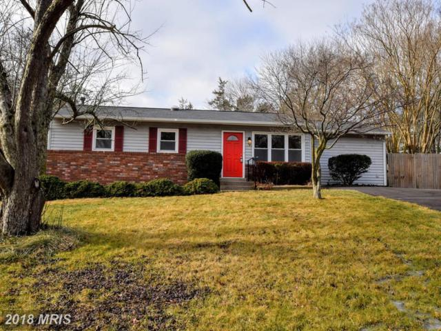 9332 Old Scaggsville Road, Laurel, MD 20723 (#HW10047661) :: Pearson Smith Realty