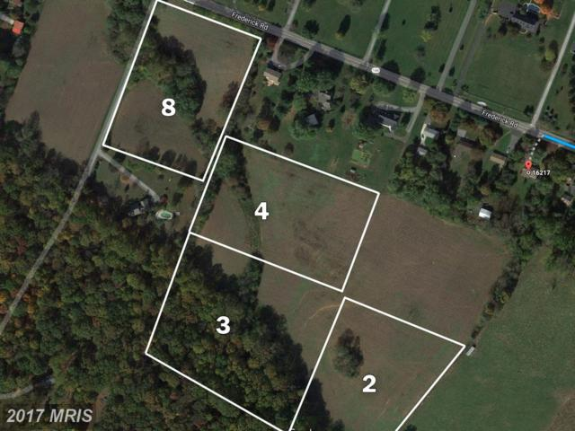 LOT 3 Frederick Rd, Woodbine, MD 21797 (#HW10049197) :: Pearson Smith Realty
