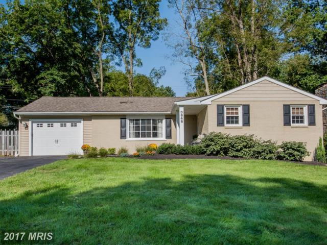 3646 Valley Road, Ellicott City, MD 21042 (#HW10055887) :: Pearson Smith Realty