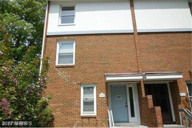9032 Canterbury Riding #150, Laurel, MD 20723 (#HW10056227) :: CORE Maryland LLC