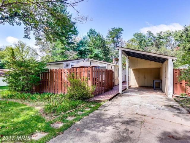 9508 Wandering Way, Columbia, MD 21045 (#HW10061365) :: Pearson Smith Realty