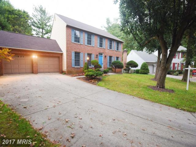 11607 Lakewater Lane, Columbia, MD 21044 (#HW10064479) :: The Maryland Group of Long & Foster