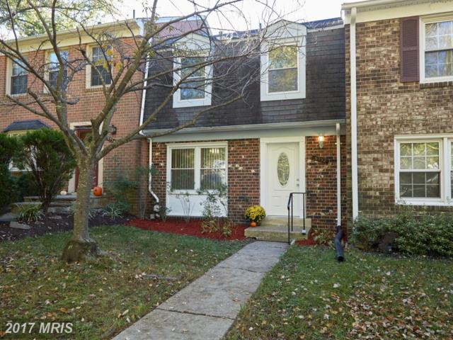 5732 Yellowrose Court, Columbia, MD 21045 (#HW10085890) :: RE/MAX Advantage Realty