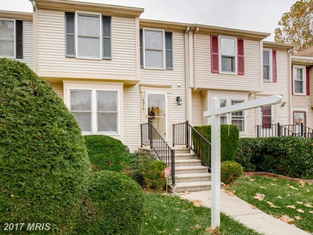 6316 Early Red Court, Columbia, MD 21045 (#HW10101145) :: LoCoMusings