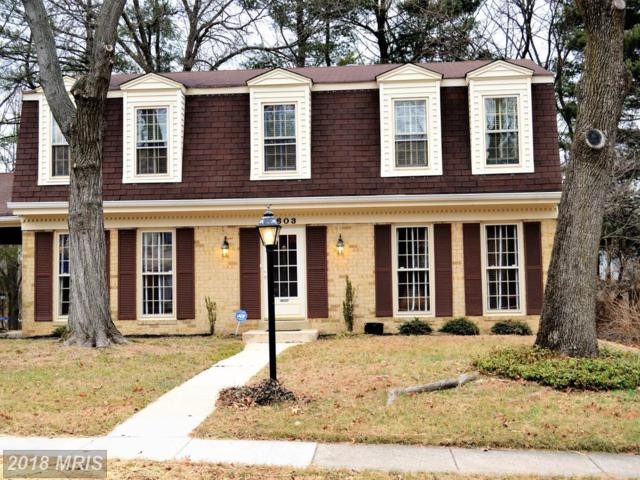 5603 Phelps Luck Drive, Columbia, MD 21045 (#HW10134966) :: Blackwell Real Estate