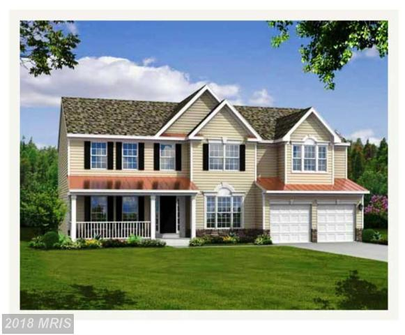 LOT 1 Austin Way, Elkridge, MD 21075 (#HW10136016) :: The Bob & Ronna Group