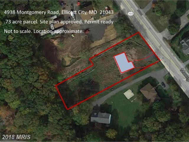 4938 Montgomery Road, Ellicott City, MD 21043 (#HW10136484) :: RE/MAX Advantage Realty