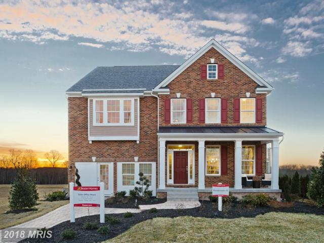 6107 Flutie Lane, Clarksville, MD 21029 (#HW10136550) :: The Savoy Team at Keller Williams Integrity