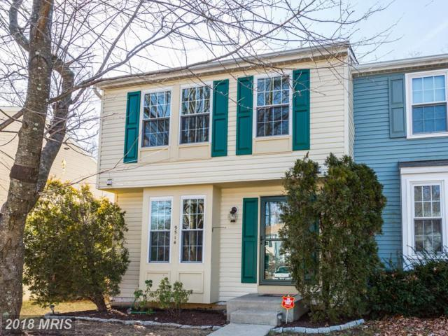 9514 Donnan Castle Court, Laurel, MD 20723 (#HW10156084) :: The Bob & Ronna Group