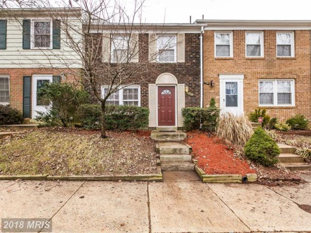 5757 Yellowrose Court, Columbia, MD 21045 (#HW10158188) :: The Maryland Group of Long & Foster