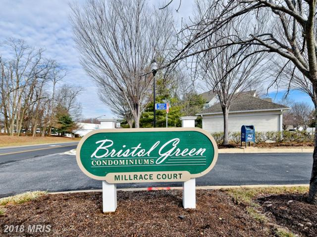5911 Millrace Court J-103, Columbia, MD 21045 (#HW10159133) :: The Miller Team
