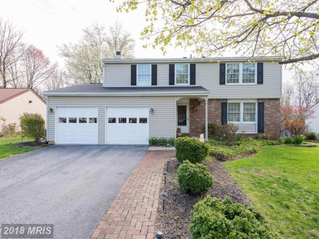 10081 Whitworth Way, Ellicott City, MD 21042 (#HW10201579) :: The Miller Team
