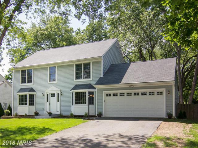 2805 Dana Court, Ellicott City, MD 21042 (#HW10208031) :: The Miller Team