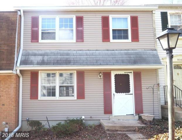9046 Queen Maria Court, Columbia, MD 21045 (#HW10209489) :: Keller Williams Pat Hiban Real Estate Group