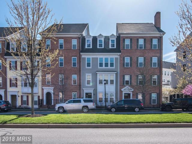 7670 Maple Lawn Boulevard #56, Fulton, MD 20759 (#HW10223405) :: Dart Homes