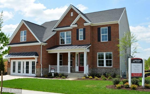12541 Vincents Way, Clarksville, MD 21029 (#HW10265481) :: Keller Williams Pat Hiban Real Estate Group