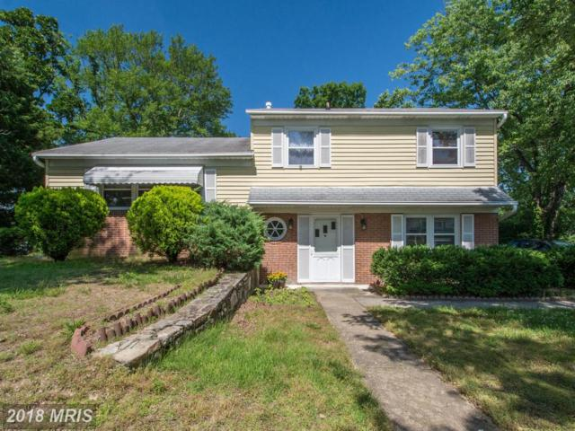 6608 Pheasant Drive, Elkridge, MD 21075 (#HW10272303) :: The Miller Team