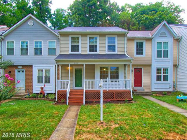 9438 Fens Hollow, Laurel, MD 20723 (#HW10302581) :: CR of Maryland