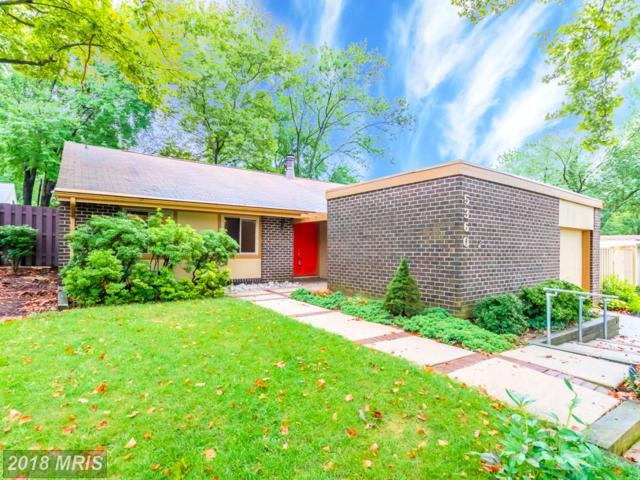 5360 Red Lake Court, Columbia, MD 21045 (#HW10307958) :: Bob Lucido Team of Keller Williams Integrity