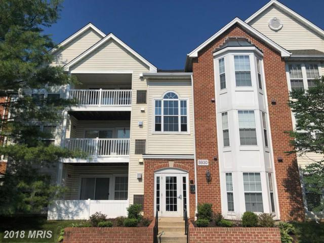 5930 Millrace Court F302, Columbia, MD 21045 (#HW10316524) :: The Savoy Team at Keller Williams Integrity